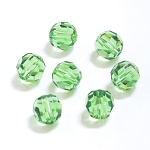 Erinite 6mm Swarovski Faceted Round, Pkg. of 12