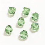 Erinite 3mm Swarovski Xilion Bicone, Pkg. of 24