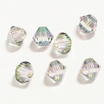 Crystal Paradise Shine 3mm Swarovski Xilion Bicone, Pkg. of 24