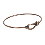 TierraCast Antiqued Copper Bracelet