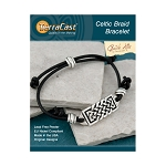 TierraCast Celtic Braid Bracelet Kit