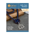 TierraCast Celtic Heart Necklace Kit