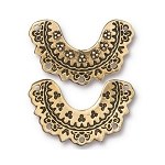 TierraCast Marrakesh Link, Antique Gold