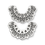 TierraCast Marrakesh Link, Antique Silver