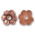 TierraCast Apple Blossom Rivetable, Antique Copper