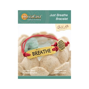 TierraCast Just Breathe Bracelet Kit